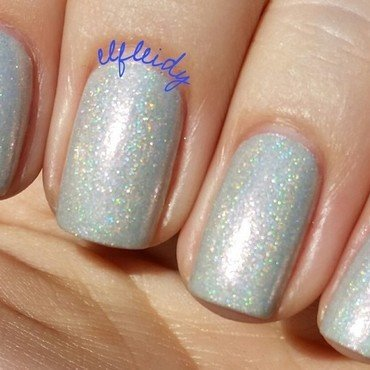 Anonymous Lacquer Glamoured Swatch by Jenette Maitland-Tomblin