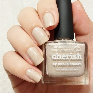 piCture pOlish Cherish Swatch by klo-s-to-me