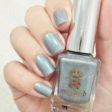 A England Captive Goddess Swatch by klo-s-to-me
