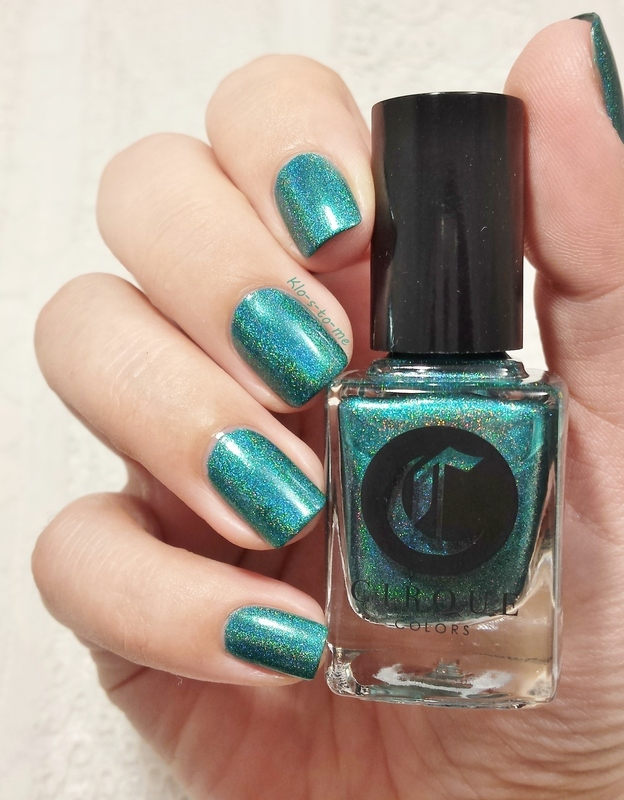 Cirque La tropicale Swatch by klo-s-to-me