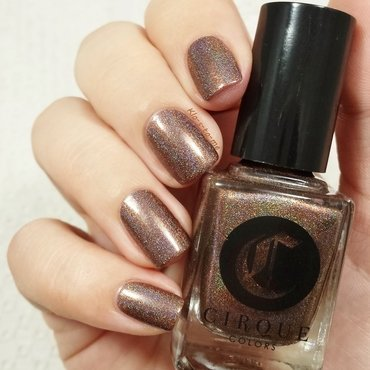 Cirque Mink Swatch by klo-s-to-me
