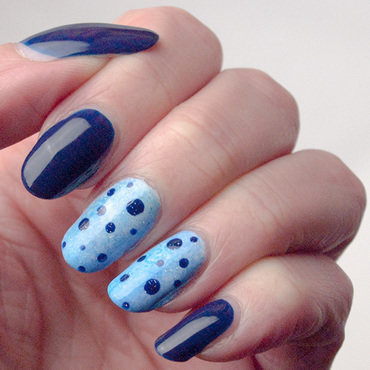 Friday Triad: Inspired by Madness Nails nail art by What's on my nails today?