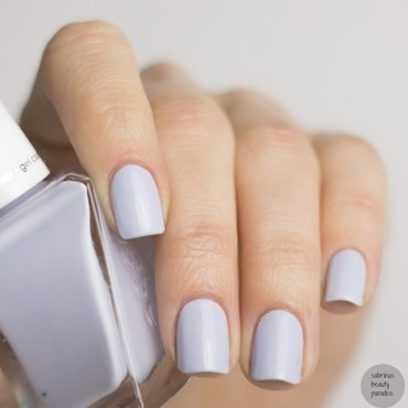 Essie Perfect Posture Swatch by Sabrina