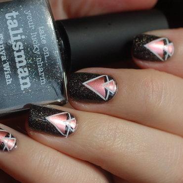 esoteric nail art by Dorothy NailAssay