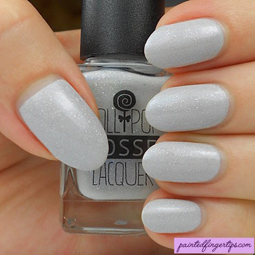Glittery gray matter lollipop thumb370f