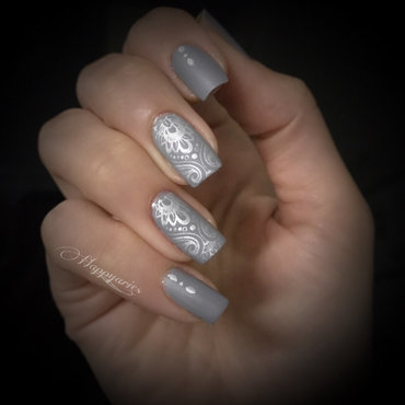 Silver 20and 20grey 20nail 20art thumb370f