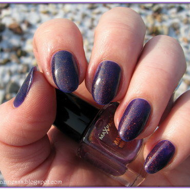 Max Factor Fantasy Fire Swatch by Nail Crazinesss