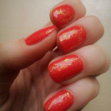 Fierce Fire 🔥 nail art by manicureal