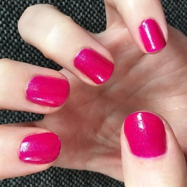 China Glaze Flying dragon Swatch by Meggy