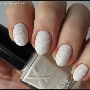Ados Texture Effect # 01 Swatch by Nail Crazinesss