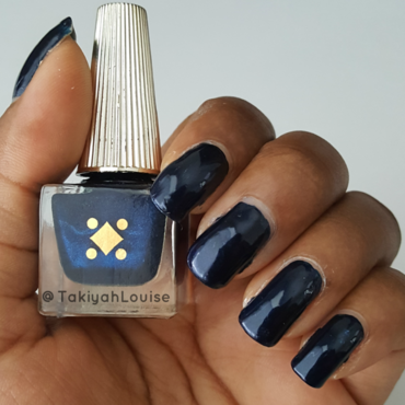 Deco Miami Brickell Blue Swatch by TakiyahLouise
