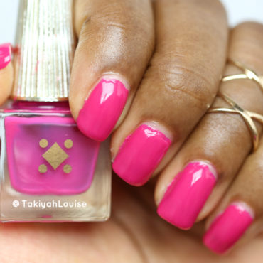 Deco Miami Miley Whats Good Swatch by TakiyahLouise