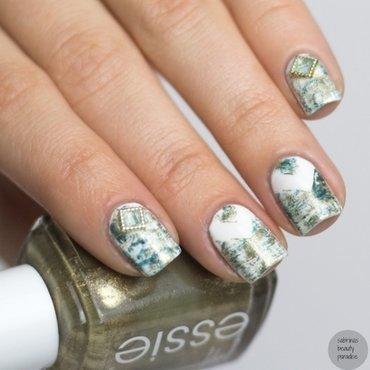 Essie dry brush nails 3 thumb370f