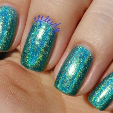 Cupcake Polish From Cancun, With Love Swatch by Jenette Maitland-Tomblin