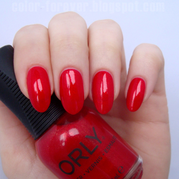 Orly Sunset Blvd Swatch by ania