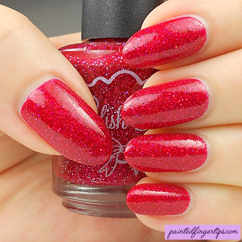 Polish 'M Have Yourself a Merry Little Christmas Swatch by Kerry_Fingertips