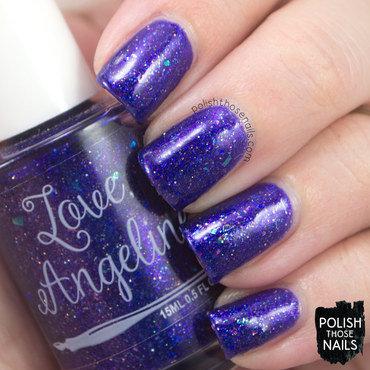 Love angeline purple flakie glitter swatch 3 thumb370f