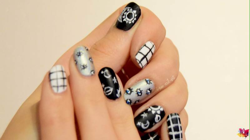 Tumblr Inspired Nail Art By I Am Nail Art Nailpolis Museum Of