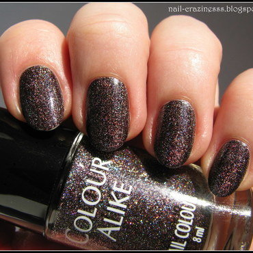 Colour Alike 624 Willow Swatch by Nail Crazinesss
