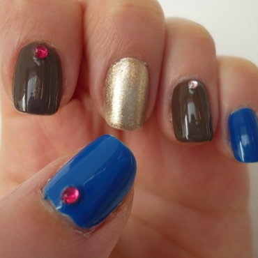Fabulous February nail art by velinux