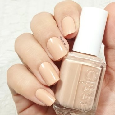 Essie perenial chic Swatch by klo-s-to-me
