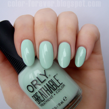 Orly Fresh Start Swatch by ania
