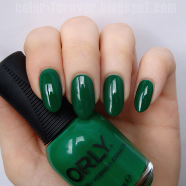 Orly Invite Only Swatch by ania