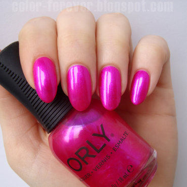 Orly Last Call Swatch by ania