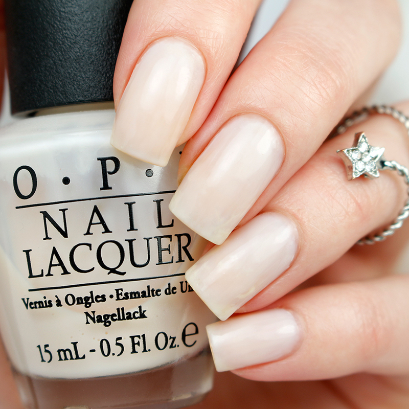 OPI Don't Burst My Bubble Swatch by Yue