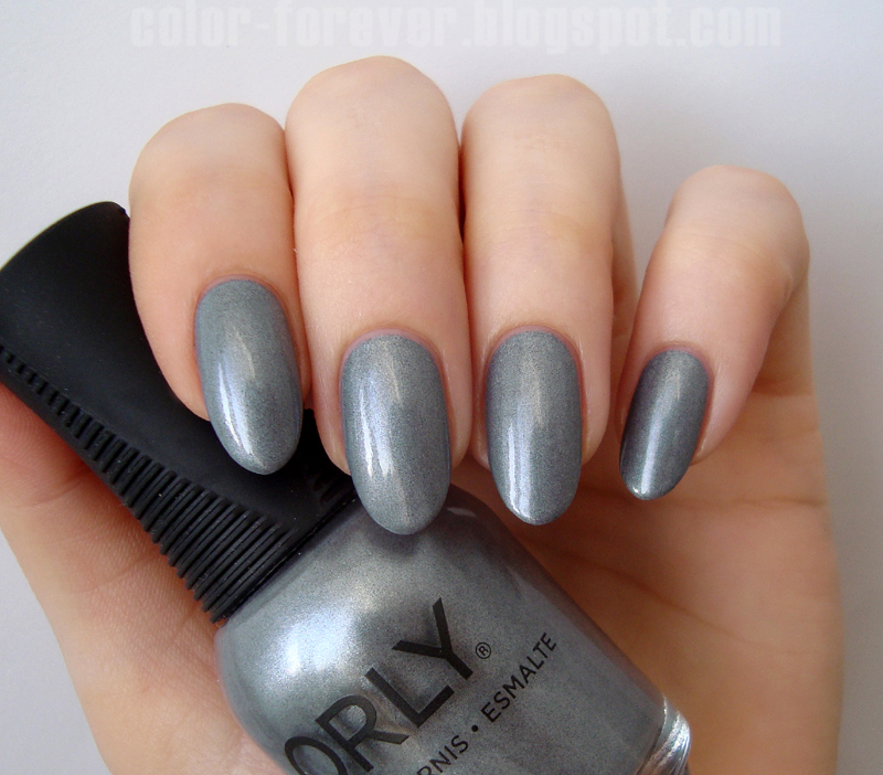 Orly Up All Night Swatch by ania