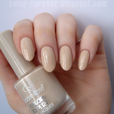 Golder Rose Color Expert 05 Swatch by ania