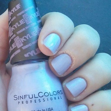 Sinfulcolors Kurtsey Swatch by Desere Olson