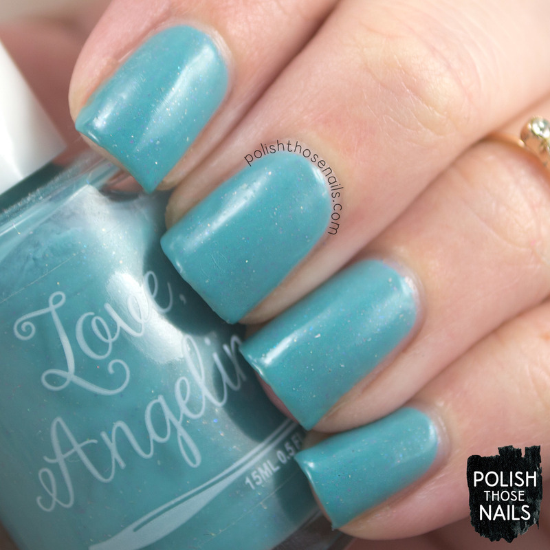Love, Angeline Love One Another Swatch by Marisa Cavanaugh ...