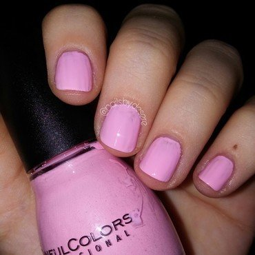 Sinfulcolors Pink Smart Swatch by Desere Olson