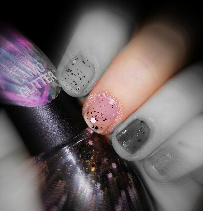 Sinfulcolors Under Cover Swatch by Desere Olson