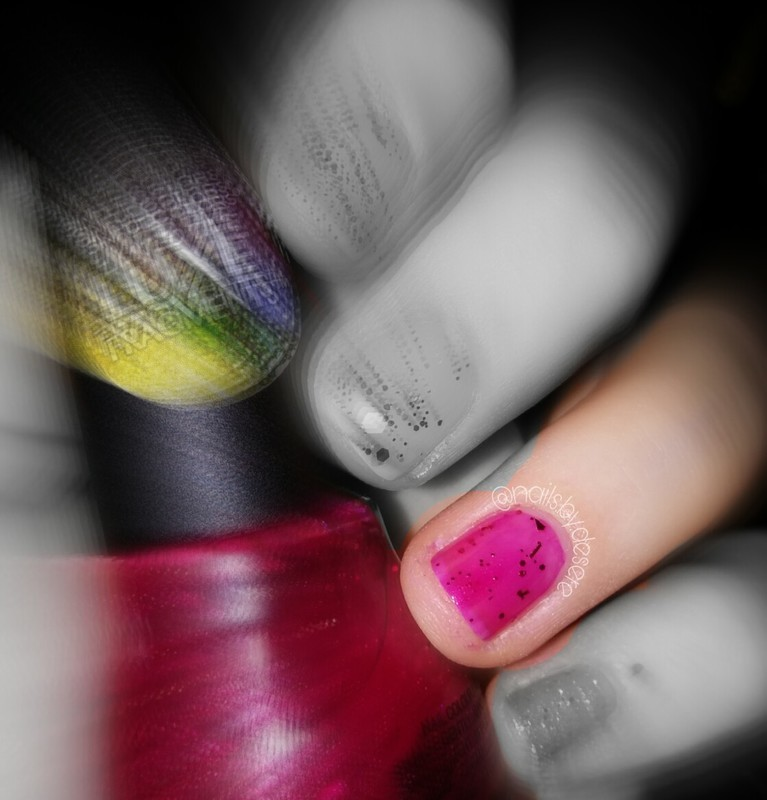 Sinfulcolors Walk The Walk Swatch by Desere Olson