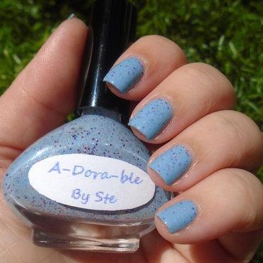 A-Dora-Ble nail art by Dora Cristina Fernandes