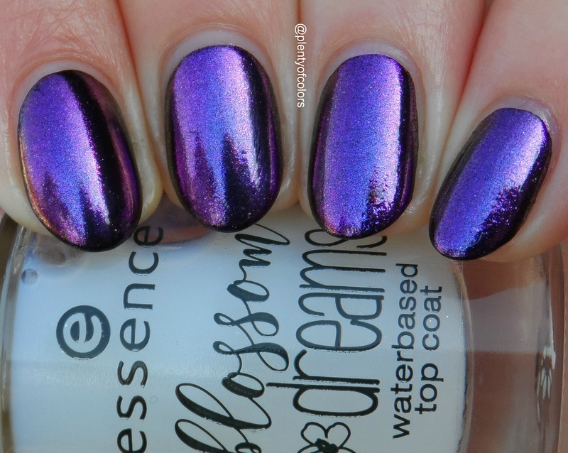 Essie Licorice Swatch by Plenty of Colors