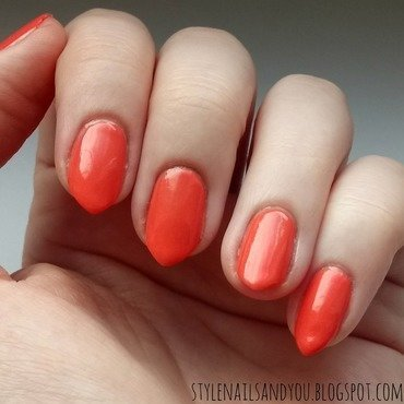 Ladycode By Bell Quick-Dry Swatch by StyleNailsAndYou
