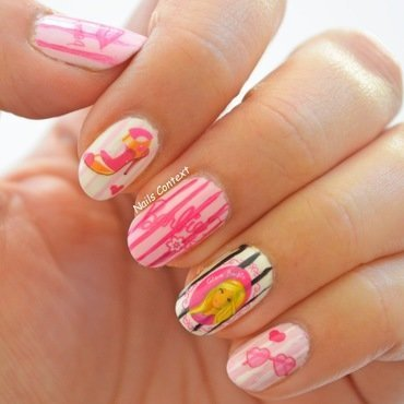 Barbie 20nails 201 thumb370f