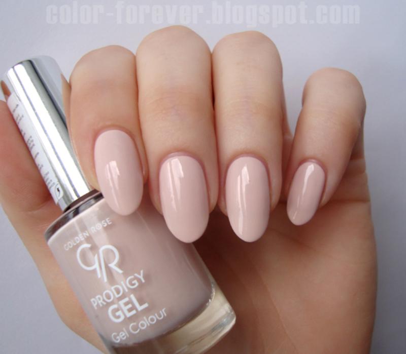 Golder Rose Prodige Gel 02 Swatch by ania