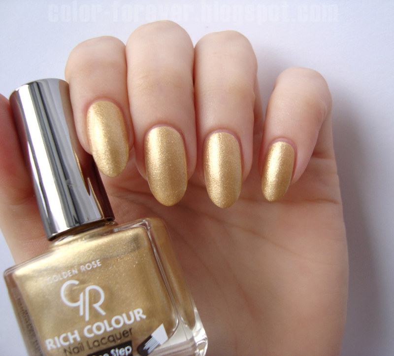 Golden Rose Rich Colour 77 Swatch by ania