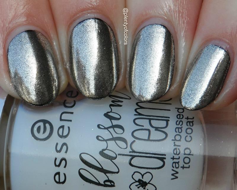 Essie Licorice and Essence Mirror Effect Nail Pigment Mirror, Mirror ...