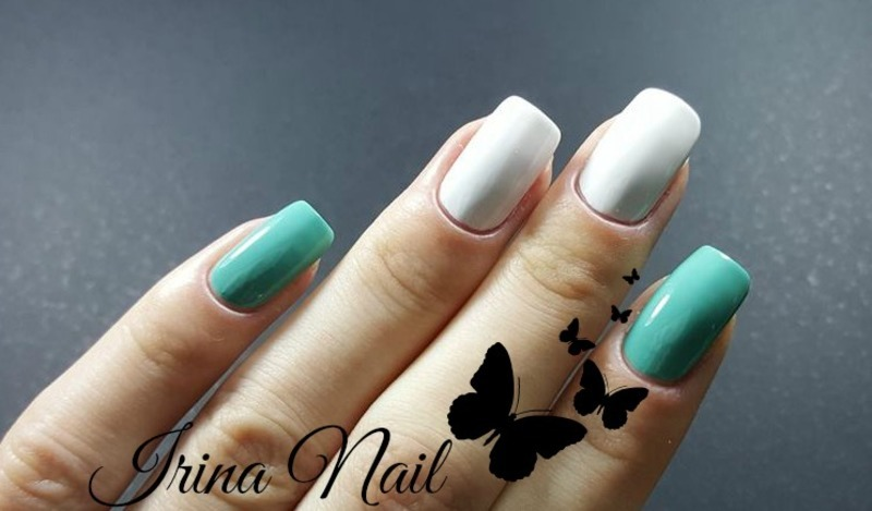 White Tip Nails Long | Splendid Wedding Company