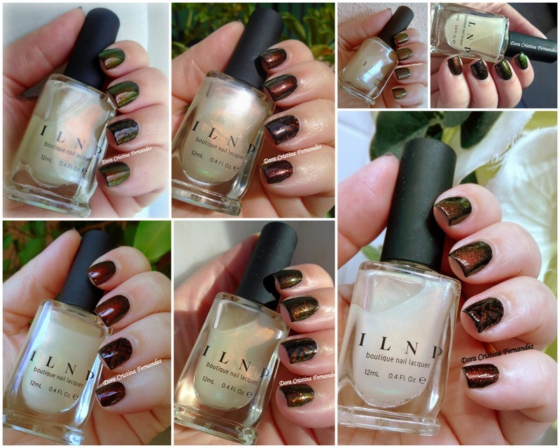 ILNP The Magician Swatch by Dora Cristina Fernandes