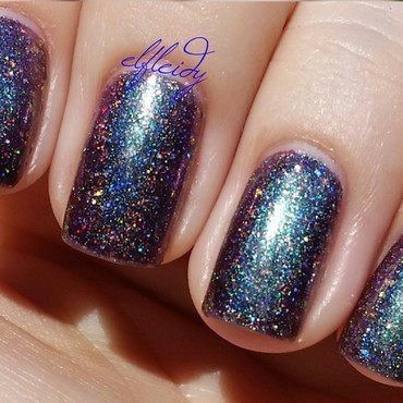 Cupcake Polish What a Girl Wants Swatch by Jenette Maitland-Tomblin