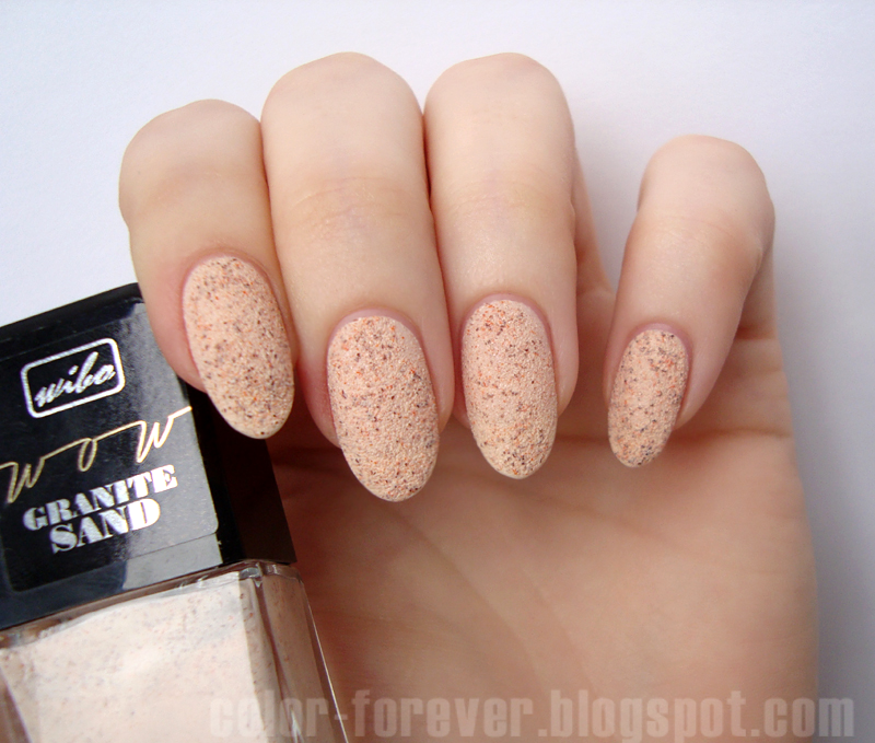Wibo WOW Granite Sand #5 Swatch by ania