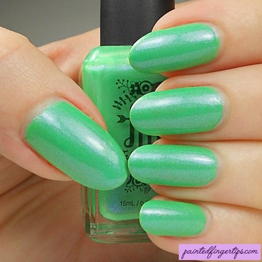 Scar green polish fair maiden thumb370f