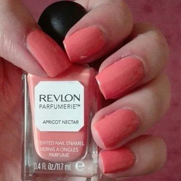 Revlon Parfumerie Apricot Nectar Swatch by Daisyq