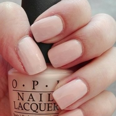 OPI Sweet Heart Swatch by Daisyq